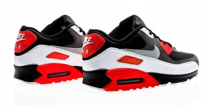 Buty Nike Air Max 90 Czarne 725233 006