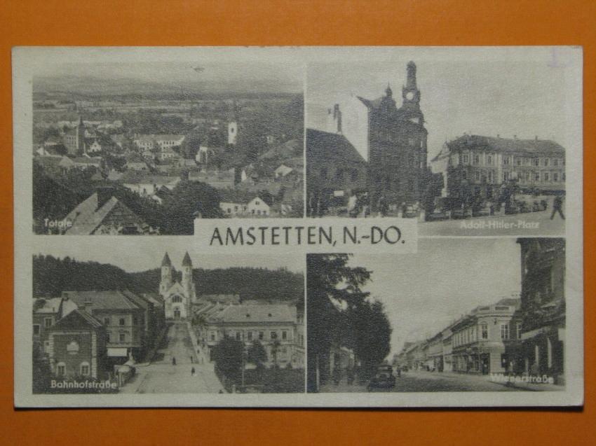 #72824, Austria, Amstetten, 1942