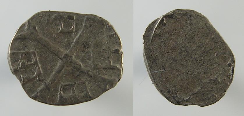 7160. WĘGRY,ZYG. LUXEMBURSKI (1387-1437) PARWUS