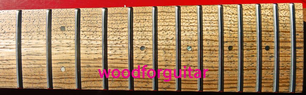 Drewno ZEBRANO na gitarę, podstrunnicę gitary bas