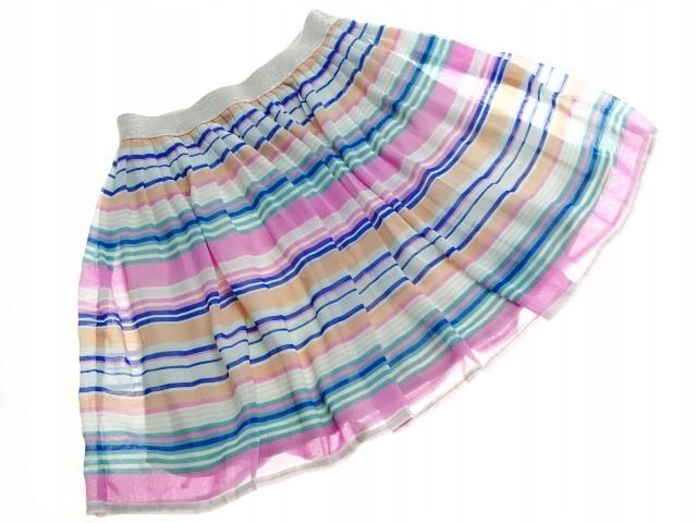66__TU__plisowana spódnica dziecięca__140__BDB