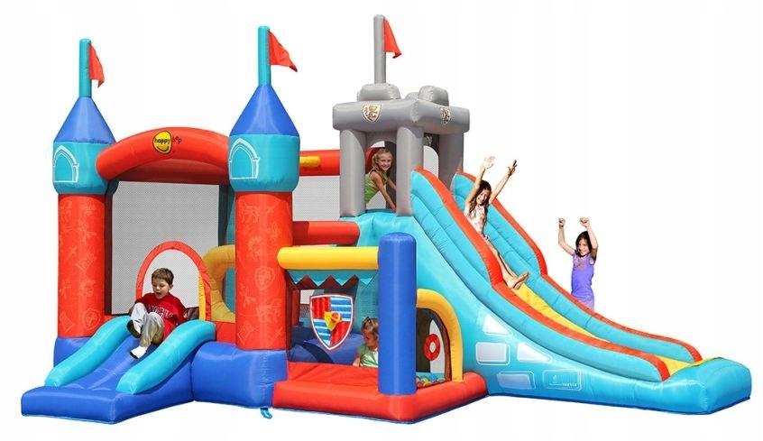 Zamek Fantastycznej Rozrywki 13w1 Dmuchaniec Zamek