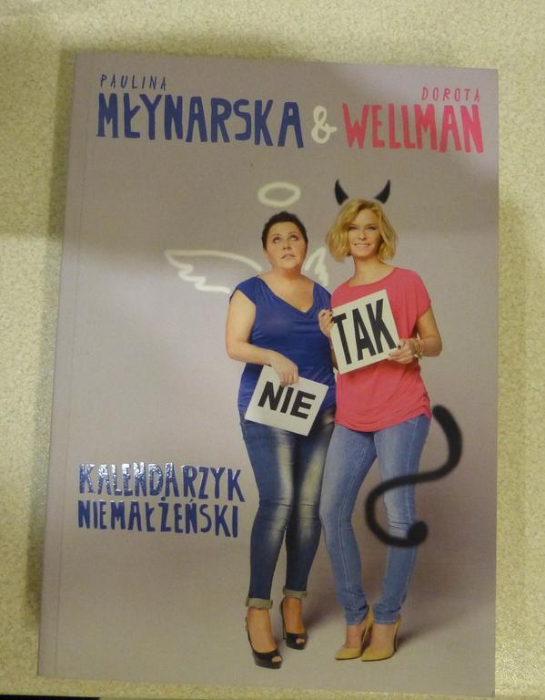 Kalendarzyk niemałżeński Wellman, Młynarska