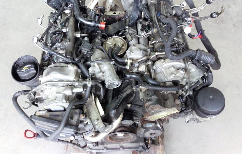 Silnik Mercedes S 320 Cdi W211 W221 W204 Cls 3 0 7273719519 Oficjalne Archiwum Allegro