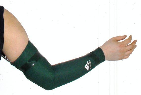 ADIDAS Elbow ściągacz przedramienia, łokcia - L
