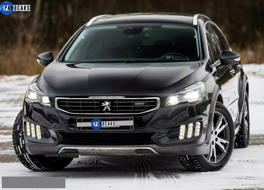 Peugeot 508 Rxh Rxh 2 0hdi 180km Full Opcja 7830290029 Oficjalne Archiwum Allegro