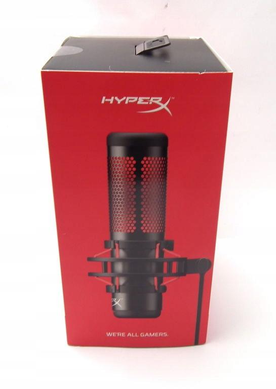 Mikrofon Hyperx Quadcast Usb 8944621433 Oficjalne Archiwum Allegro
