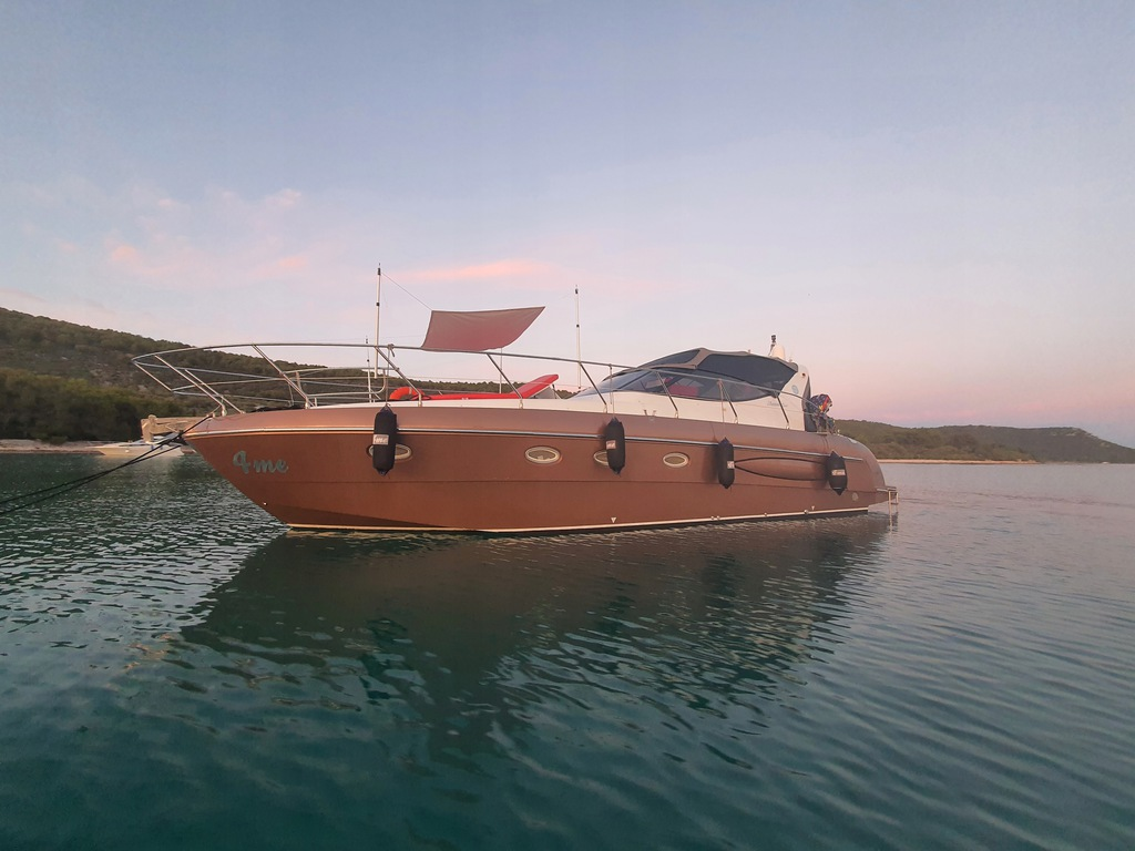 "Jacht motorowy 40 stóp ""Raffaelli"""