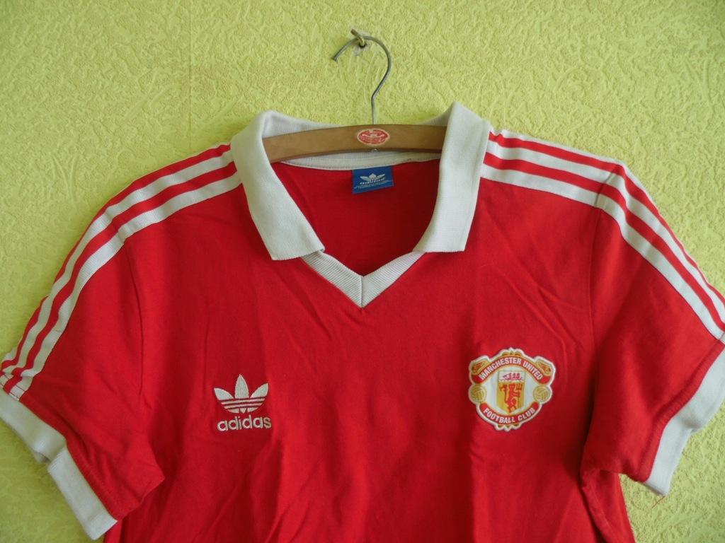 Adidas Originals Manchester United Retro Vintage S