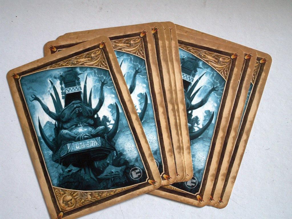 Karty magii Lizardmen - 8. edycja