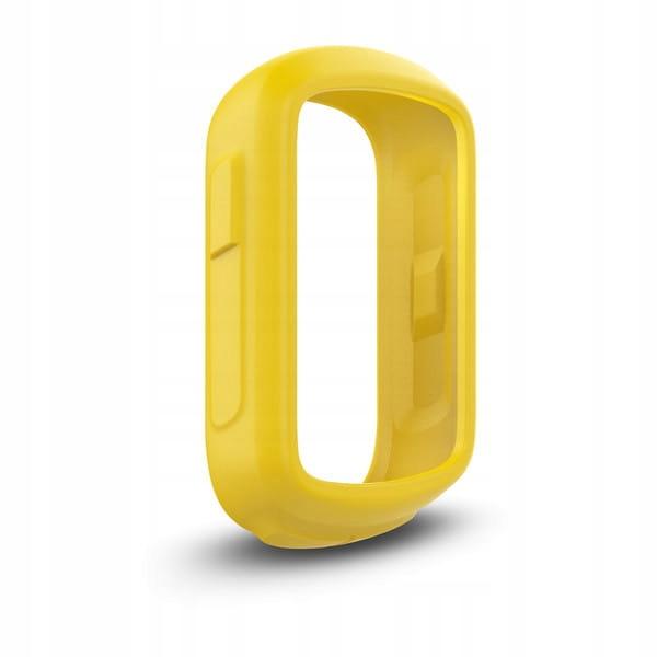 Oryginalne Etui silikonowe Garmin Edge 130 żółte