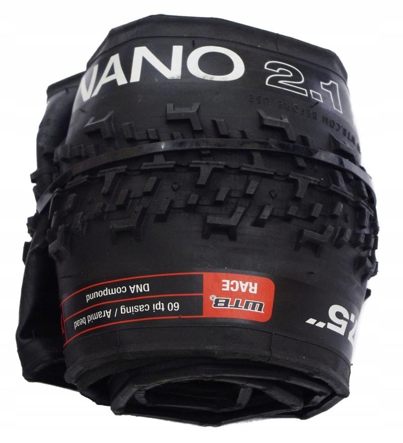 ZWIJANA OPONA WTB NANO RACE XC 27,5'' x 2.1 NOWA