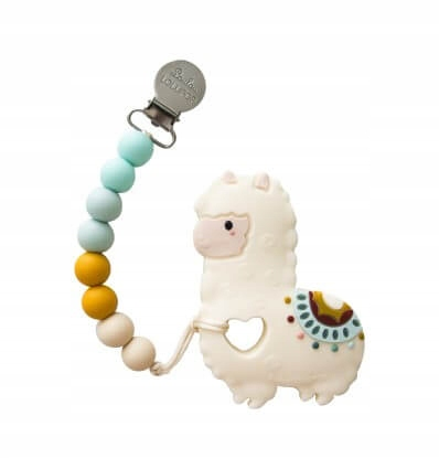 LouLou Lollipop gryzak zawieszka Llama