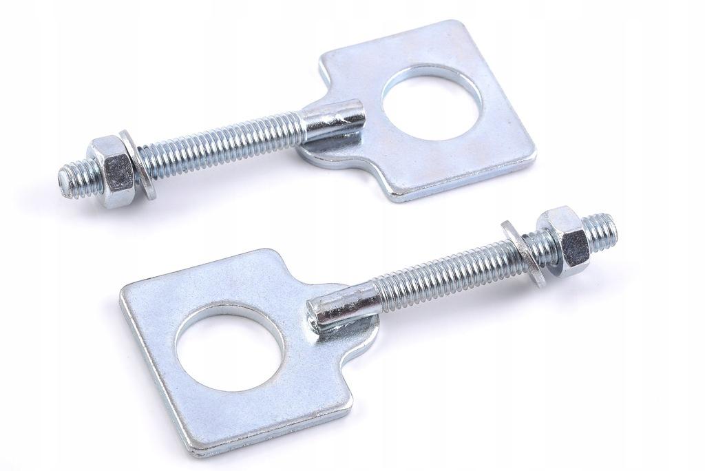 Napinacz naciąg koła łańcucha MZ ETZ 150 251 ocynk