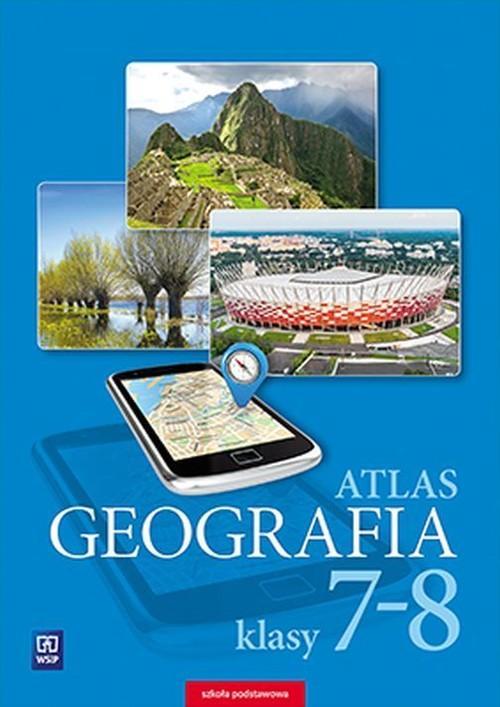 Geografia 7-8 Atlas