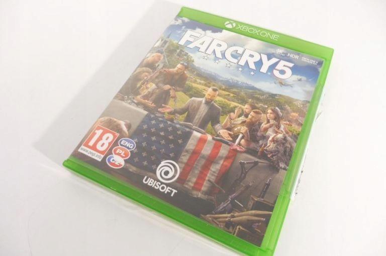 GRA XBOX ONE FARCRY 5