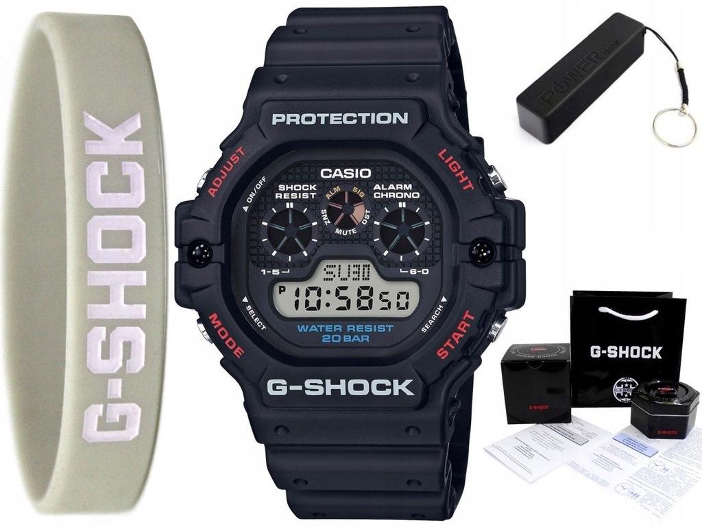 Zegarek dla chłopca CASIO G-SHOCK komunia