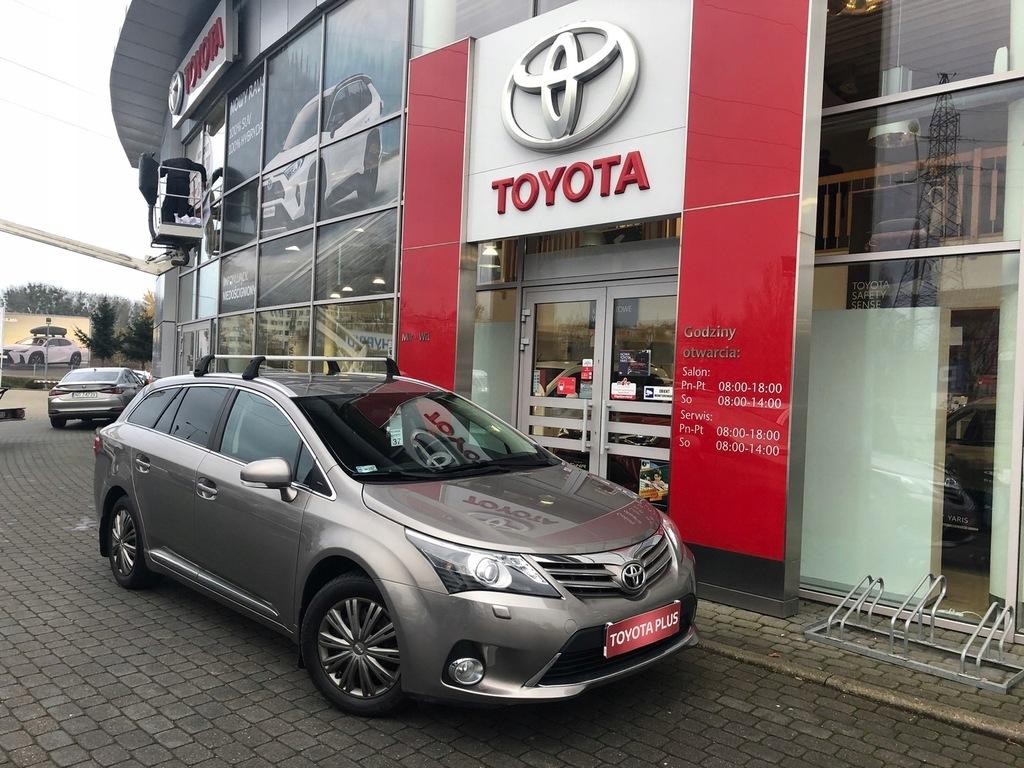 Toyota Avensis 1.8 Premium MS + Executive + Navi