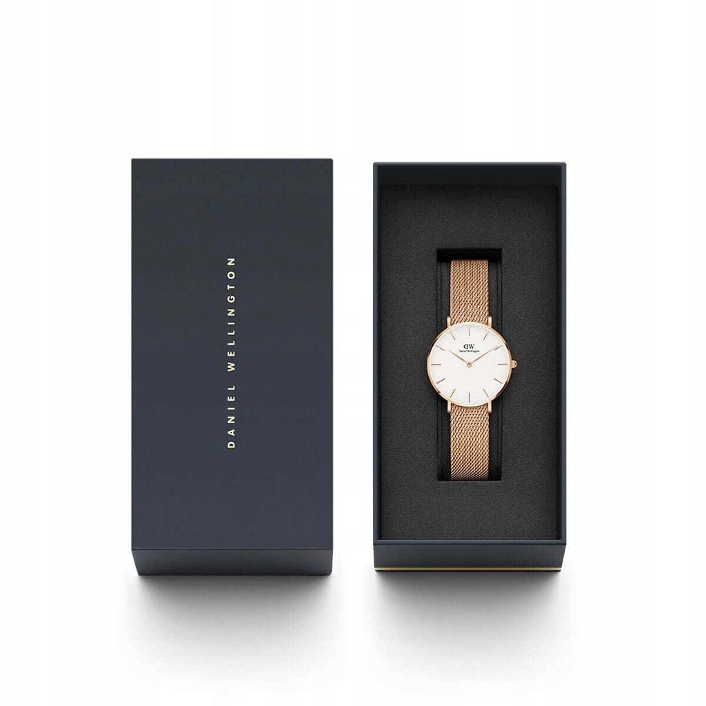 Złoty zegarek Daniel Wellington DW00100163