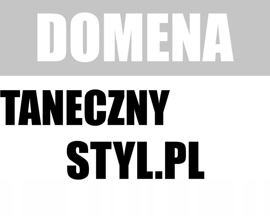 WWW.TANECZNYSTYL.PL TANECZNY STYL SKLEP TANECZNY