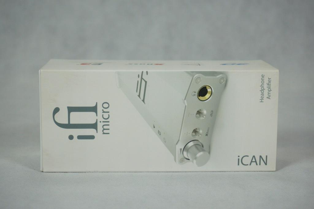Wzmacniacz Słuchawkowy IFI Micro Ican Warszawa