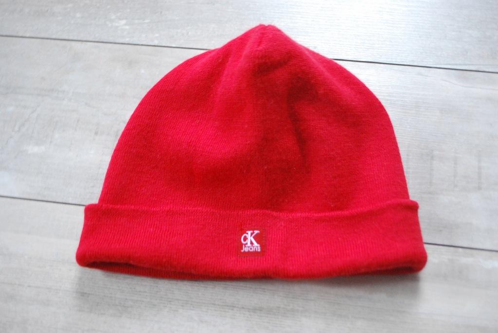 Calvin Klein wełniana czapka sty.l zara hilfiger