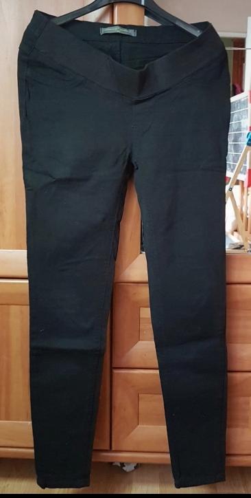 spodnie ciążowe czarne M