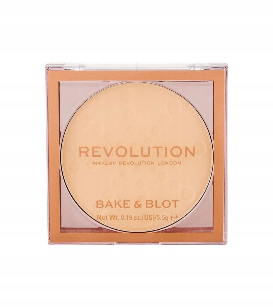 Makeup Revolution London Bake & Blot Puder 5,5