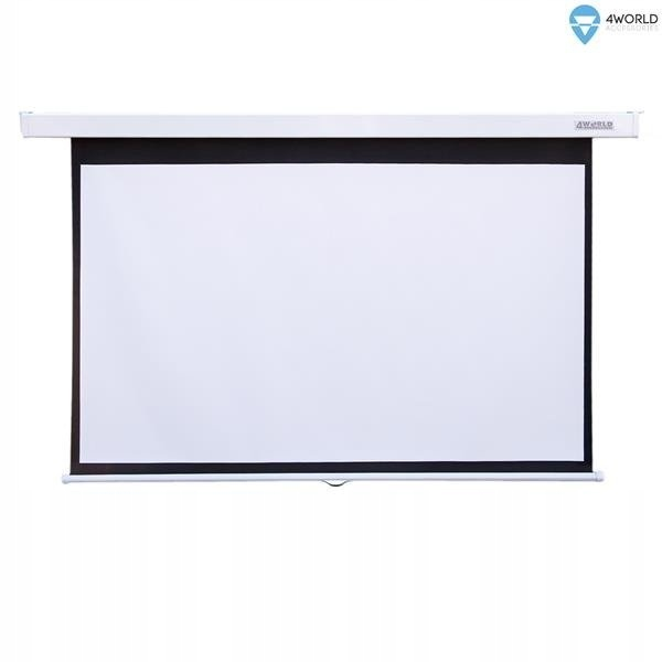 """Ekran projekcyjny ścienny 203×152 (100"""", 4:3)"""