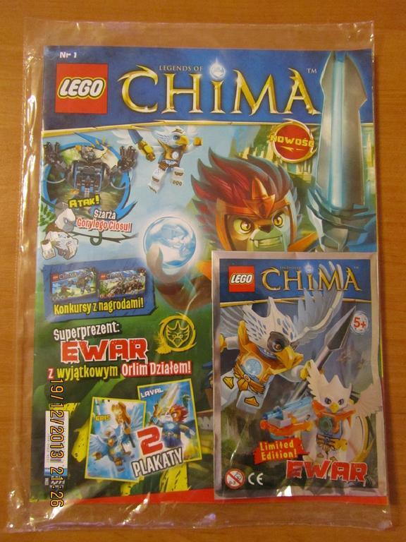 LEGO CHIMA TEŻ GRA DLA WOŚP