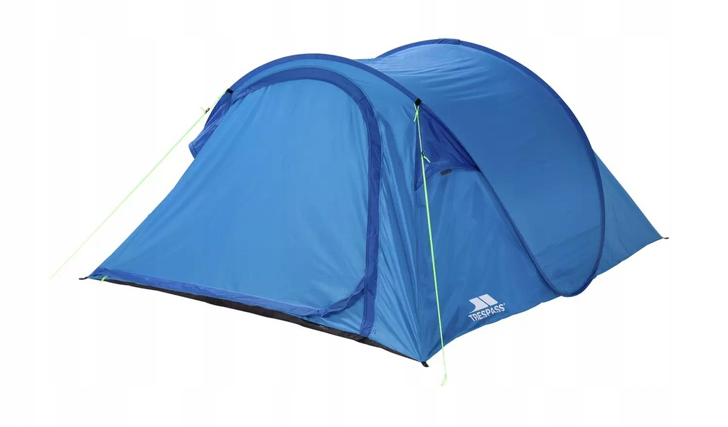 Namiot kempingowy Trespass 4 Man 1 Room K320