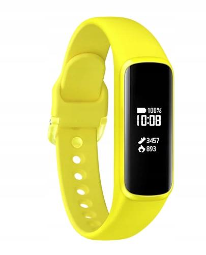Smartwatch Samsung Galaxy Fit E żółty