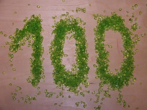 100 sałatek - wysyłka  e-mailem