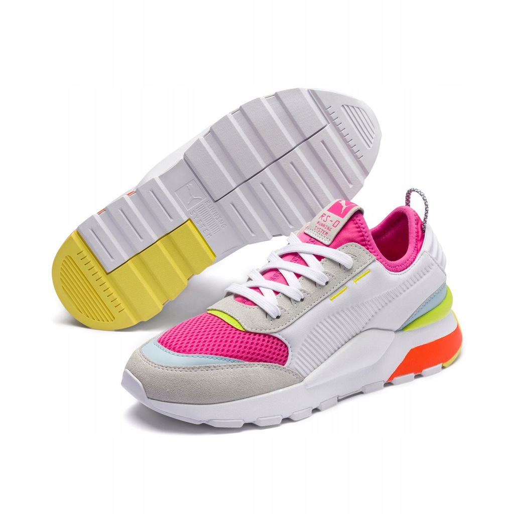 Buty Sneakersy Damskie Puma RS 0 Winter INJ Toys 369469 04