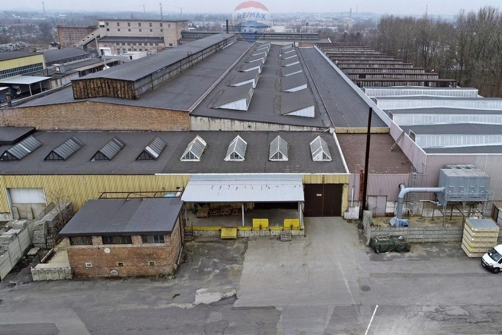 Magazyny i hale, Częstochowa, 5000 m²