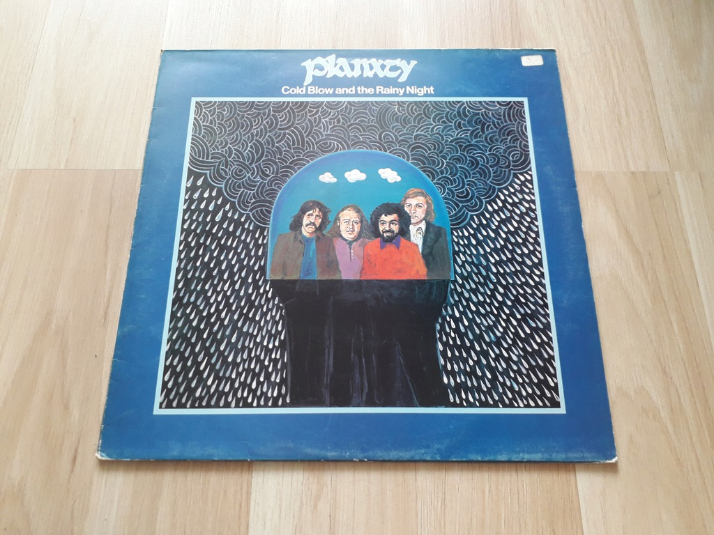 Planxty Cold Blow and the Rainy Night