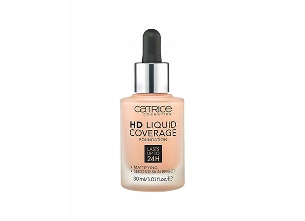 Catrice HD Liquid Coverage 24H Podkład - 020