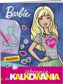 Barbie. Ubrania do kalkowania