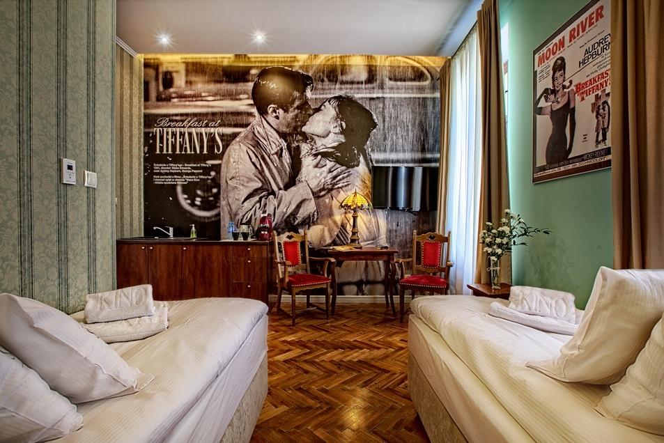 Pobyt w najbardziej filmowym hotelu w Polsce!