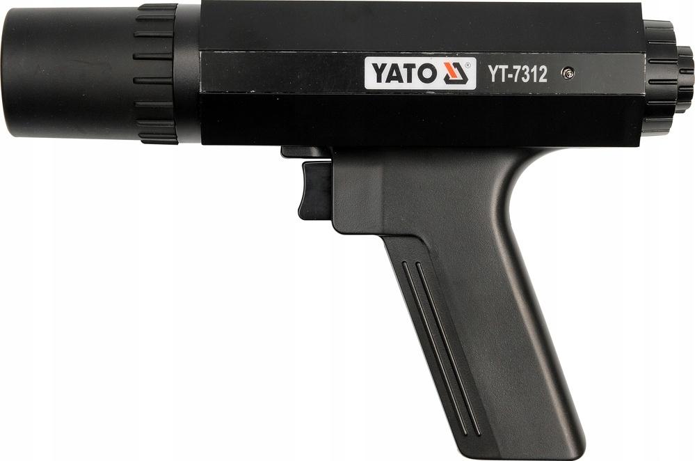 LAMPA STROBOSKOPOWA Z REGULACJĄ kąta YATO YT-7312