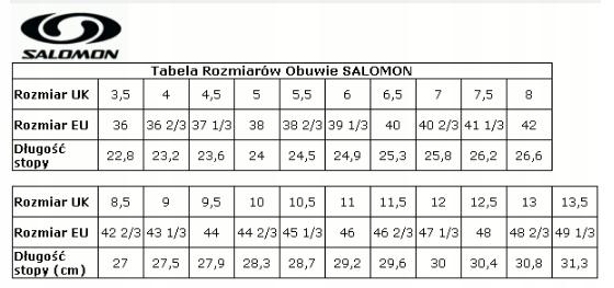 BUTY SALOMON KALALAU LTR D DeepBlueCane 38 23