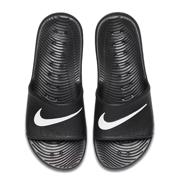Nike klapki męskie CZARNE KAWA SHOWER 832528001 44