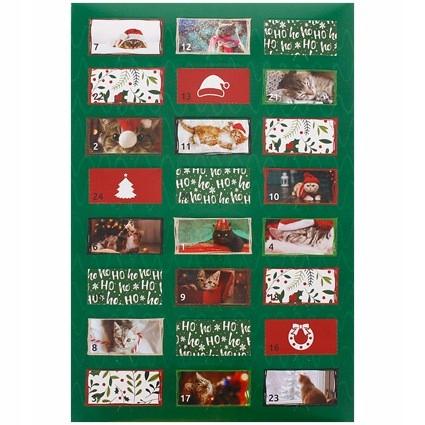 Kalendarz Adwentowy Dla Kota Whiskas Gratis 8668811758 Oficjalne Archiwum Allegro