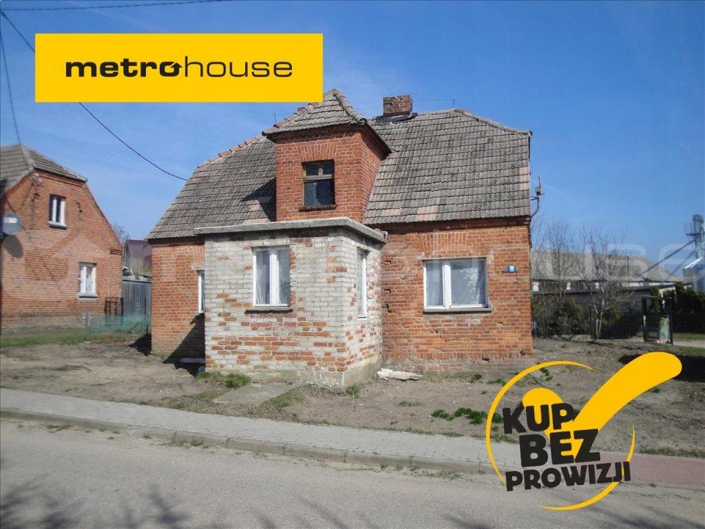 Dom Nowe Miasto Lubawskie, nowomiejski, 58,00 m²