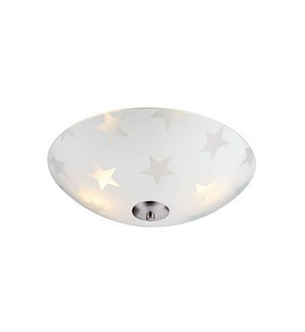 Plafon STAR LED 35 Matowy/Stal 105611 - Markslojd