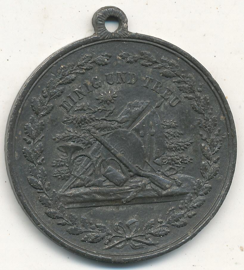 Bractwo Kurkowe Łodżer 1874 r (Łódź)? średn.32,8 m