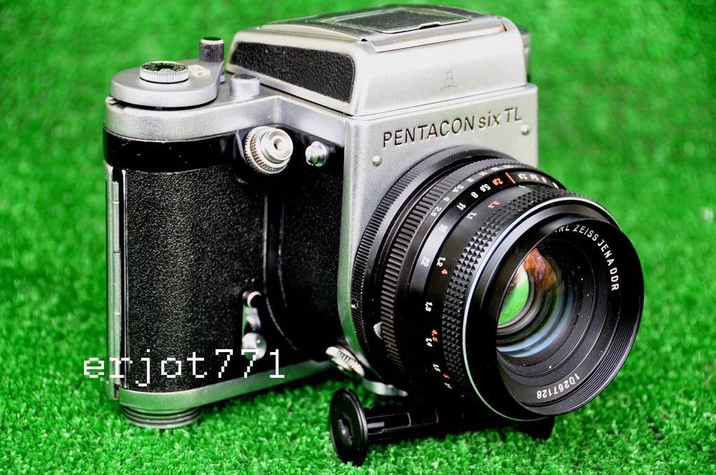PENTACON six TL 6x6 + BIOMETAR MC GWAR. 1 ROK