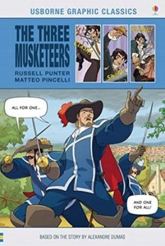 The Three Musketeres - praca zbiorowa