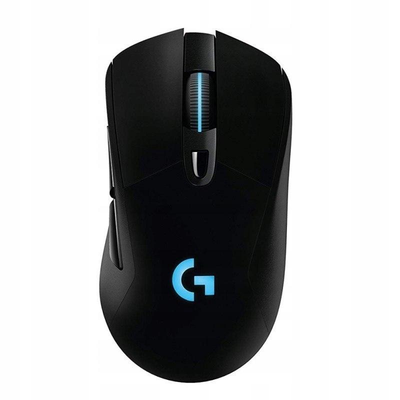 Mysz G703 Lightspeed czarna 910-005640