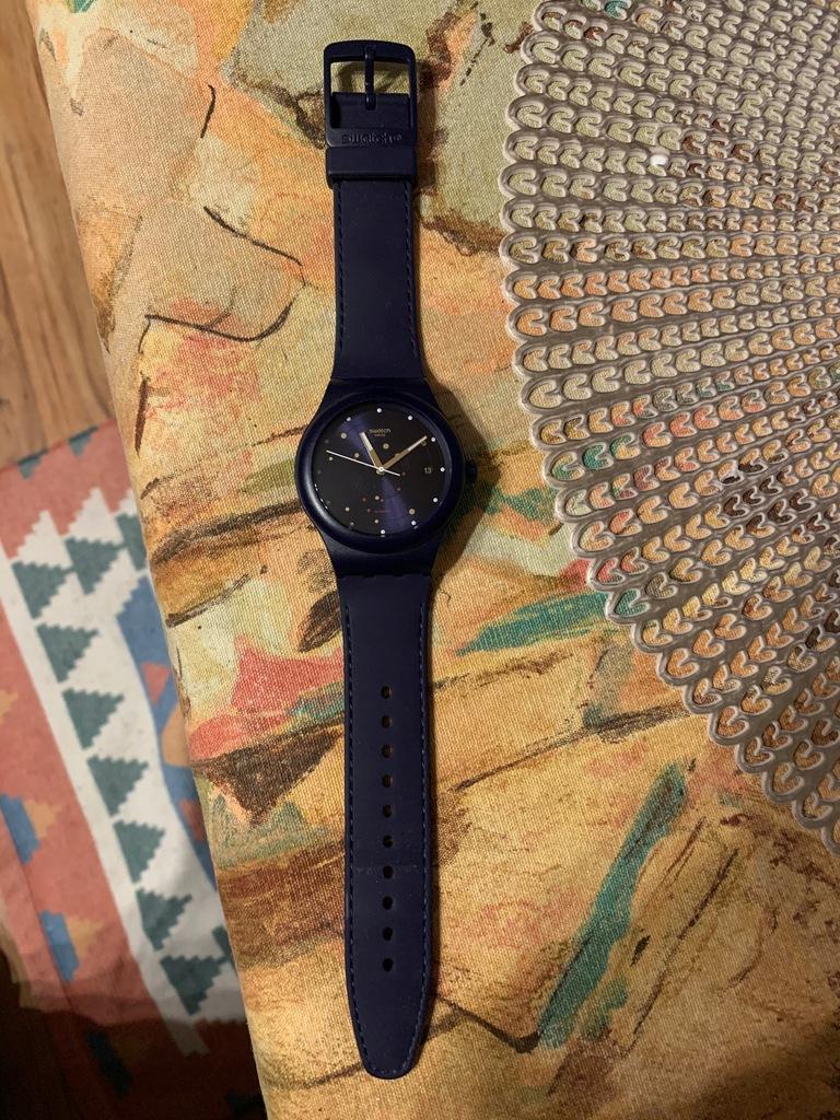 Zegarek swatch Automat nowy